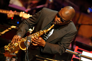 Maceo Parker to Play in Cancun