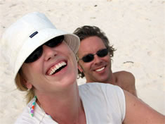 Steve and Sara Moen, Playa Maya News, Playa del Carmen